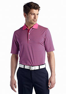 Greg Norman® Collection ML75 Stretch Swedish Stripe Polo