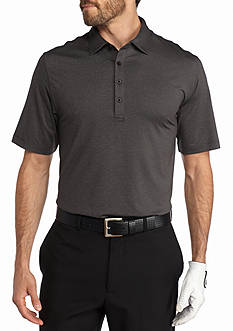 Greg Norman® Collection Solid Heathered Polo Shirt