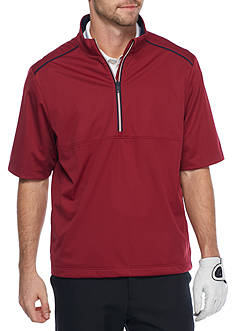 Greg Norman® Collection Weather Knit Half Sleeve Jacket