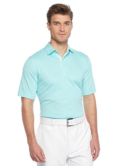 Greg norman collection ml75 tonal stripe polo shirt belk for Greg norman ml75 shirts