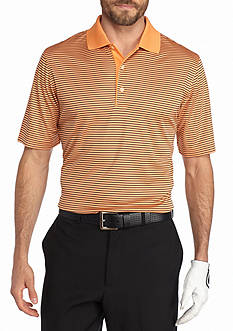 Greg Norman® Collection Protek Microlux Mini Stripe Polo Shirt