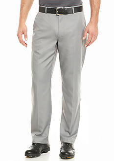 Greg Norman® Collection Flat-Front Microfiber Pants
