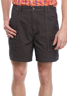 Saddlebred® Canvas Hiker Shorts