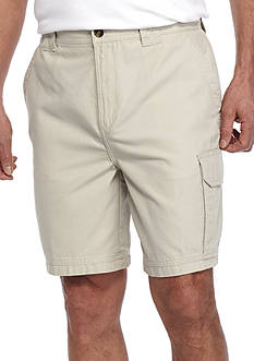 Saddlebred® Canvas Utility Shorts