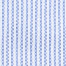 Young Men: Button Down Sale: Blue White Stripe Saddlebred Classic Fit Dress Shirt