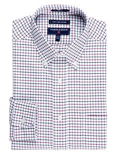 Saddlebred® Classic Fit Easy Care Oxford Dress Shirt