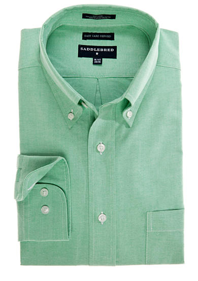 Saddlebred® Classic Fit Easy Care Dress Shirt