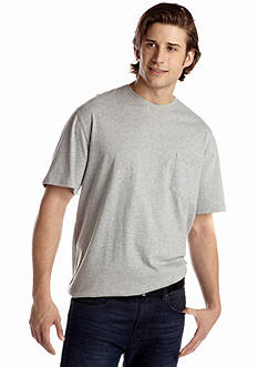 Saddlebred Big & Tall Basic Pocket Tee