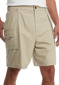 Saddlebred Big & Tall Canvas Hiker Shorts