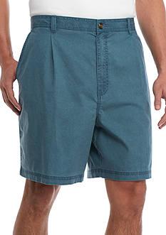 Saddlebred Big & Tall Pigment Sheeting Shorts
