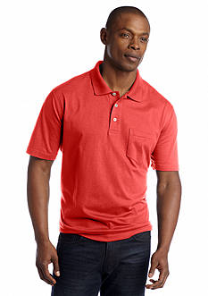 Saddlebred® Solid Jersey Polo