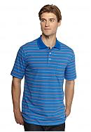 Saddlebred® Short Sleeve Basic Stripe Jersey