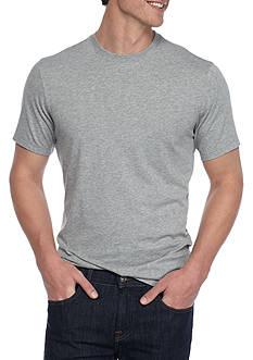 Saddlebred 1888 Short Sleeve Tailored Basic Tee Shirt