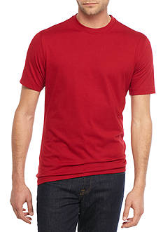 Saddlebred 1888 Short Sleeve Tailored Basic Tee Shirt