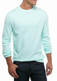 Saddlebred Long Sleeve Jersey Crew Neck Shirt