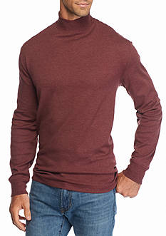Saddlebred Long Sleeve Mock Neck Shirt