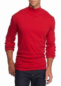 Saddlebred Long Sleeve Mock Neck Shirt