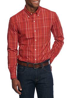 Saddlebred Long Sleeve Easy Care Woven Shirt