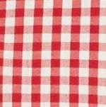 Orange Mens Long Sleeve Woven Shirts: Red/Khaki Saddlebred Long Sleeve Small Gingham Easy Care Shirt