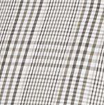 Men: Saddlebred Casual Shirts: Olive/Khaki Saddlebred Long Sleeve Glen Plaid Easy Care Shirt