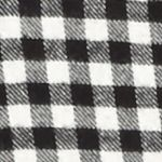 Men: Casual Shirts Sale: Black/White Saddlebred Long Sleeve Flannel Shirt