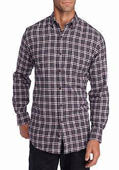 Saddlebred Long Sleeve Flannel Shirt