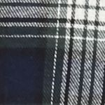 Men: Casual Shirts Sale: Navy/Green Saddlebred Long Sleeve Flannel Shirt