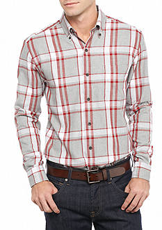 Saddlebred Long Sleeve Flannel Shirt