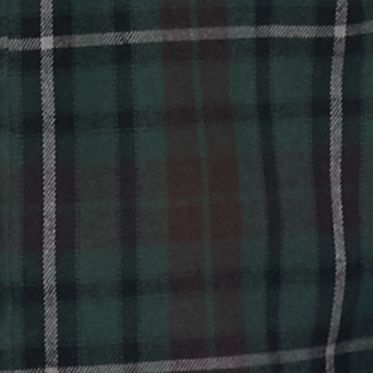 Men: Casual Shirts Sale: Green/Black/Brown Saddlebred Long Sleeve Flannel Shirt