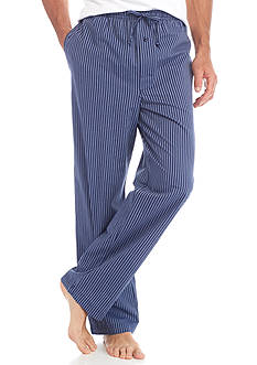 Saddlebred® Stripe Woven Lounge Pants
