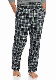 Saddlebred® Plaid Woven Sleep Pants