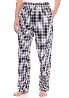 Saddlebred Plaid Lounge Pants