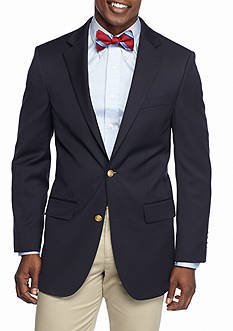 Saddlebred® Classic Fit 'Motion-Stretch' Performance Traveler Blazer