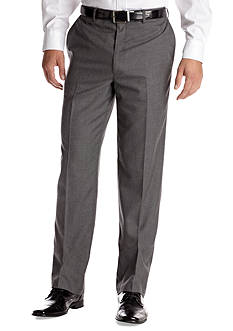 Saddlebred® Classic Comfort Fit Gray Suit Separate Pants