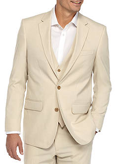 Big & Tall Light Tan Sport Coat