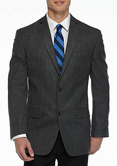 MICHAEL Michael Kors Slim-Fit Basketweave Sport Coat