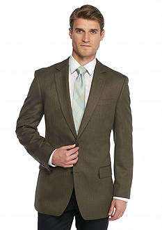 MICHAEL Michael Kors Slim-Fit Houndstooth Sport Coat