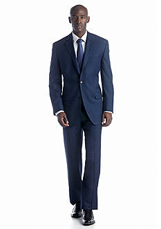 MICHAEL Michael Kors Blue Solid Suit