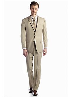 MICHAEL Michael Kors Tan Solid Suit
