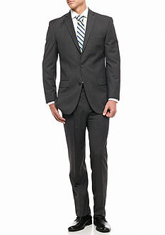 MICHAEL Michael Kors Slim Fit Stripe 2-Piece Suit