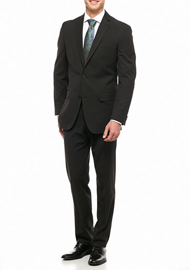 MICHAEL Michael Kors Slim Fit Solid 2-Piece Suit