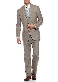 MICHAEL Michael Kors Modern-Fit Windowpane Suit