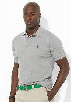 Polo Ralph Lauren Big & Tall Classic-Fit Mesh Polo