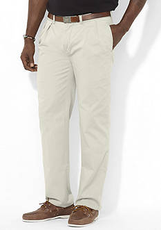 Polo Ralph Lauren Big & Tall Classic Fit Pleated Pant