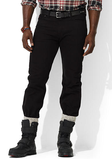 Polo Ralph Lauren Big & Tall Classic Fit Flat Front Pants
