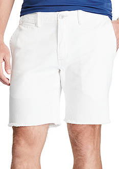 Polo Ralph Lauren Straight Fit Cutoff Chino Short
