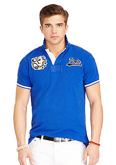 Polo Ralph Lauren Custom-Fit Bulldog Polo Shirt