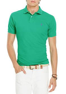 Polo Ralph Lauren Slim-Fit Mesh Polo Shirt