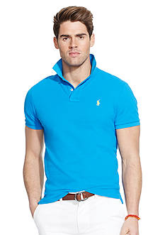 Polo Ralph Lauren Custom-Fit Mesh Polo Shirt