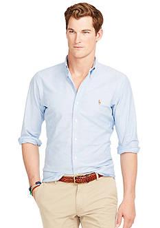 Polo Ralph Lauren Slim-Fit Stretch-Oxford Shirt